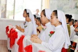 Kỷ niệm 3 năm hồng ân Vĩnh Khấn và Tiên Khấn