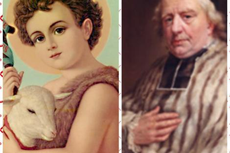 Gioan Baotixita và Phê-rô Giu-se Triest - Hai Con Người Thánh Thiện-