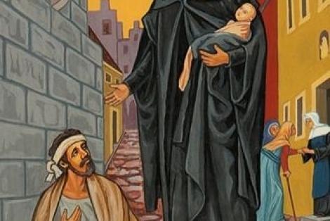 Thánh Vinh Sơn - vị tông đồ của người nghèo