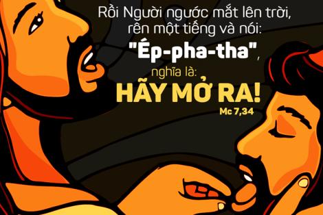 """""""Ép-pha-tha"""" - Hãy Mở Ra"""