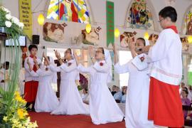 Lịch Sử Nữ Tu Bác Ái Chúa Giêsu và Mẹ Maria Việt Mam (SCJMVN)
