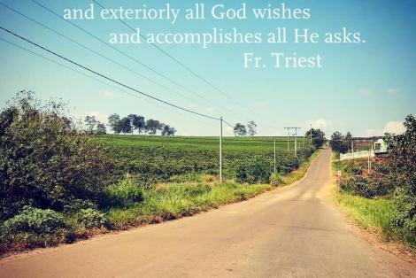 The Spirituality of Fr. Triest on the three vows